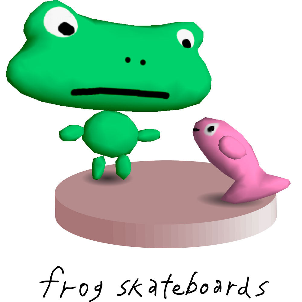 Frog Griptape Purple