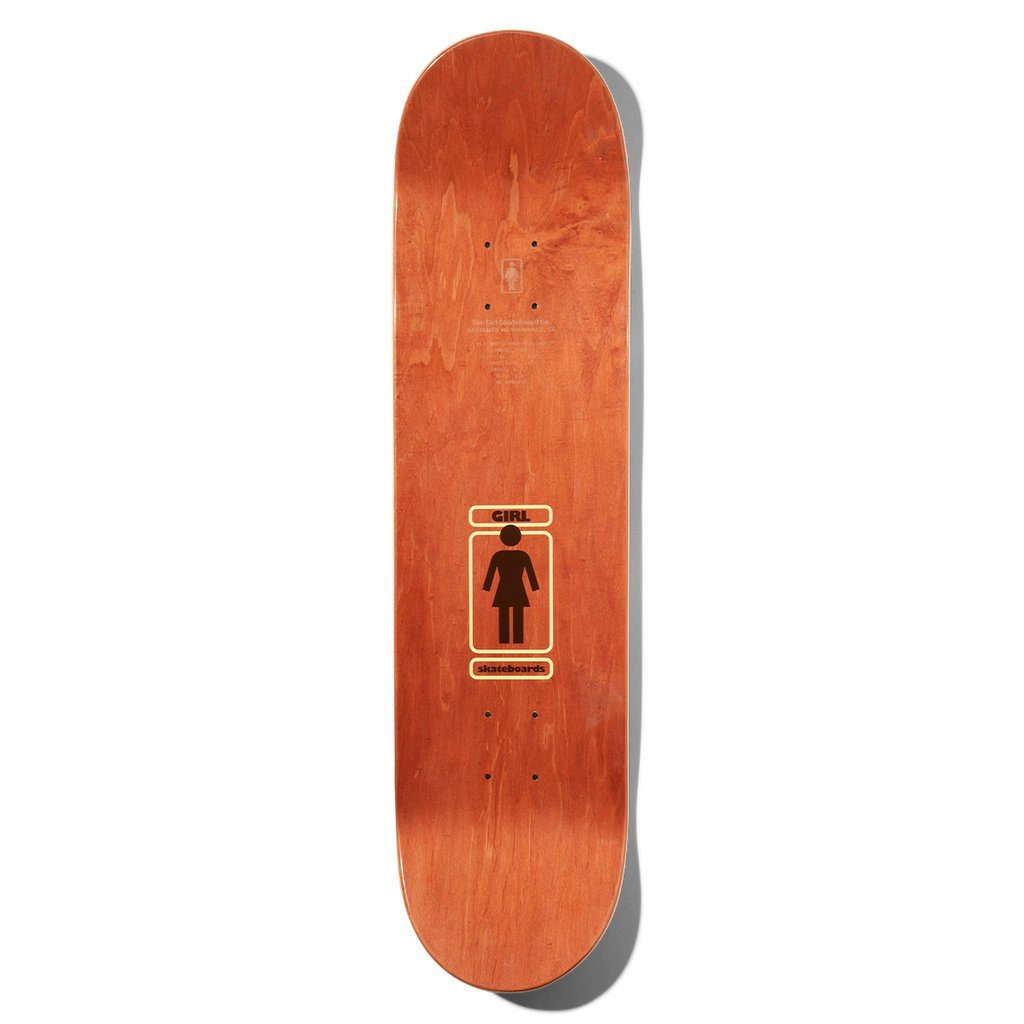 Girl Bannerot 93 Til Deck 8.25""