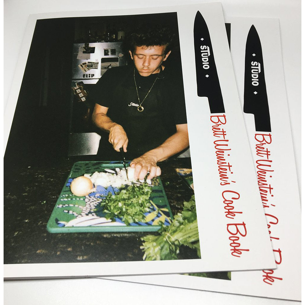Studio Brett Weinstein Cookbook