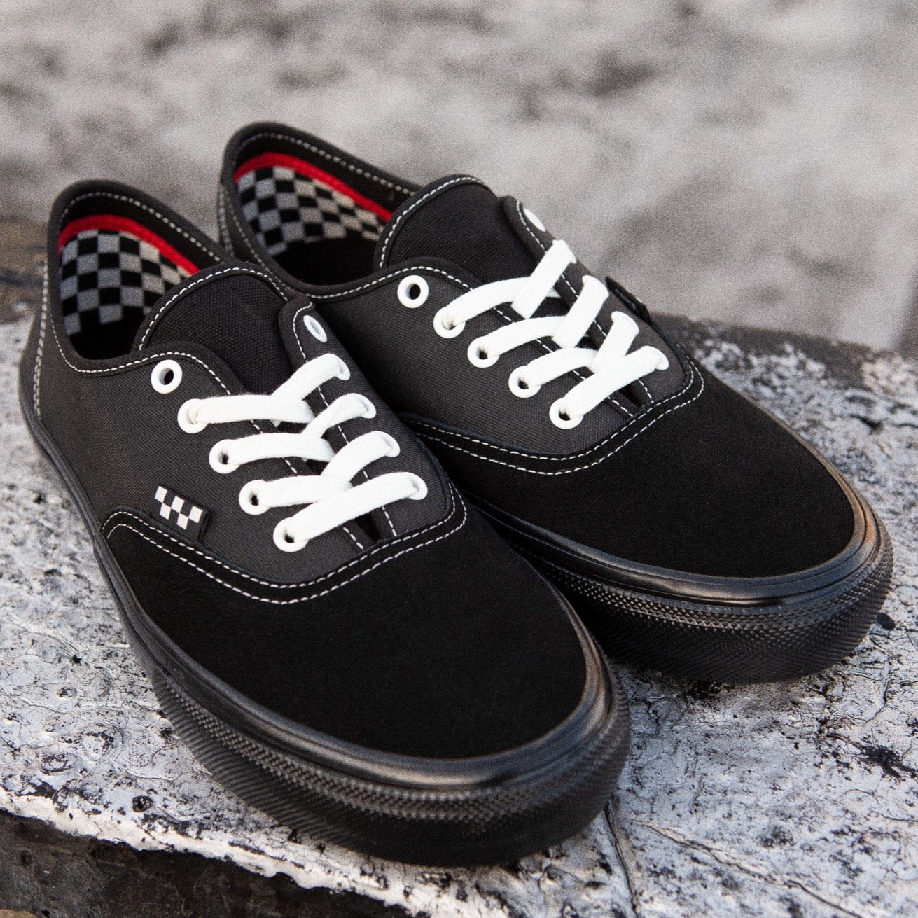 Vans Skate Authentic Black