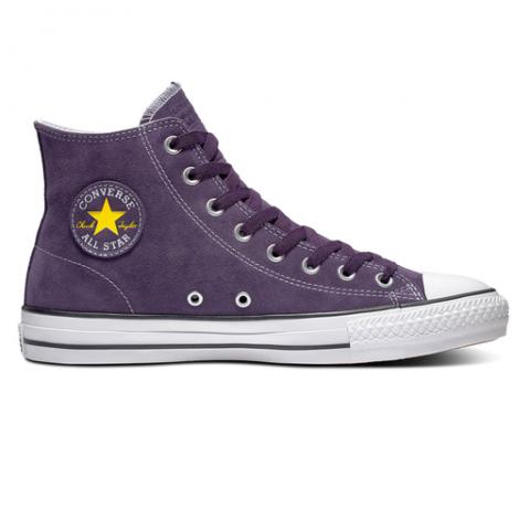 Converse CONS CTAS Pro Hi Grand Purple/Sulfur