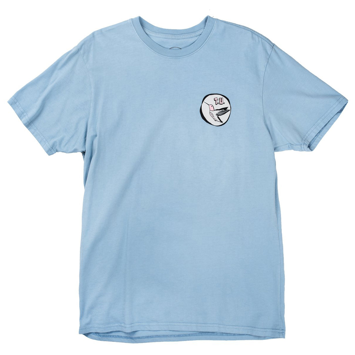 Transportation Unit Humming Bird Tee Baby Blue