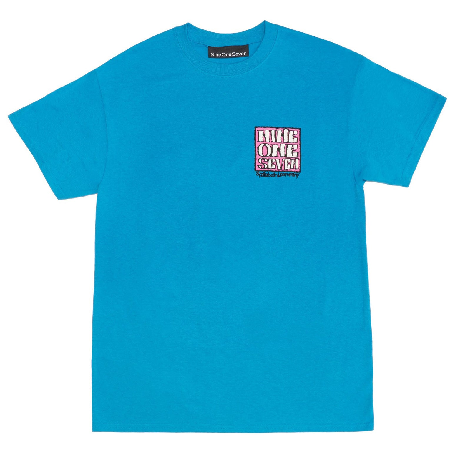 917 Tee Old Deal Blue