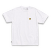 Vans Off The Wall Classic Circle V Tee White