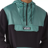 Vans Jacket Windward Anorak Black/Oil Blue