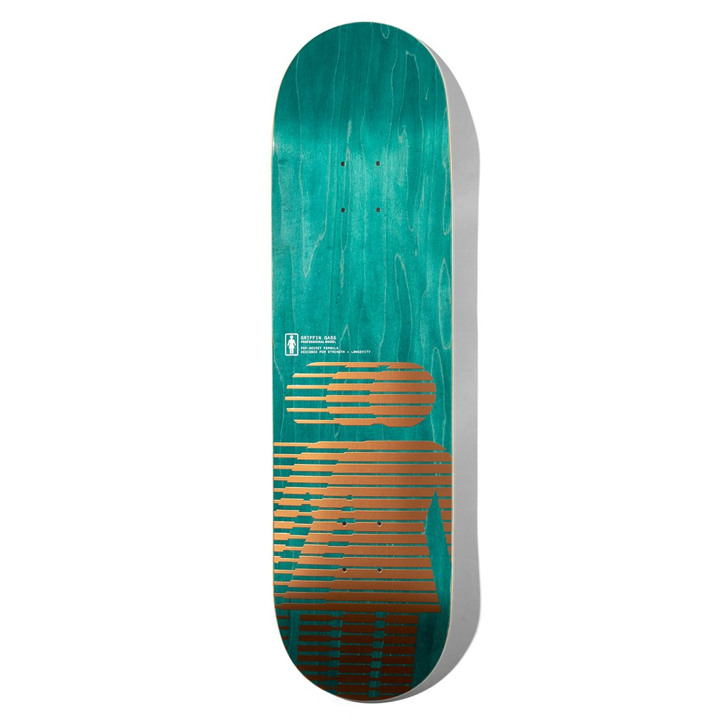 Girl Gass Pop Secret Deck 8.25""