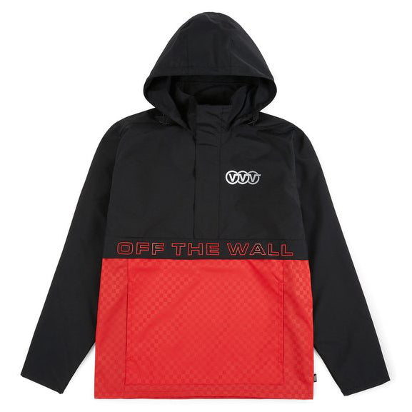 Vans Triple Circle Black Anorak