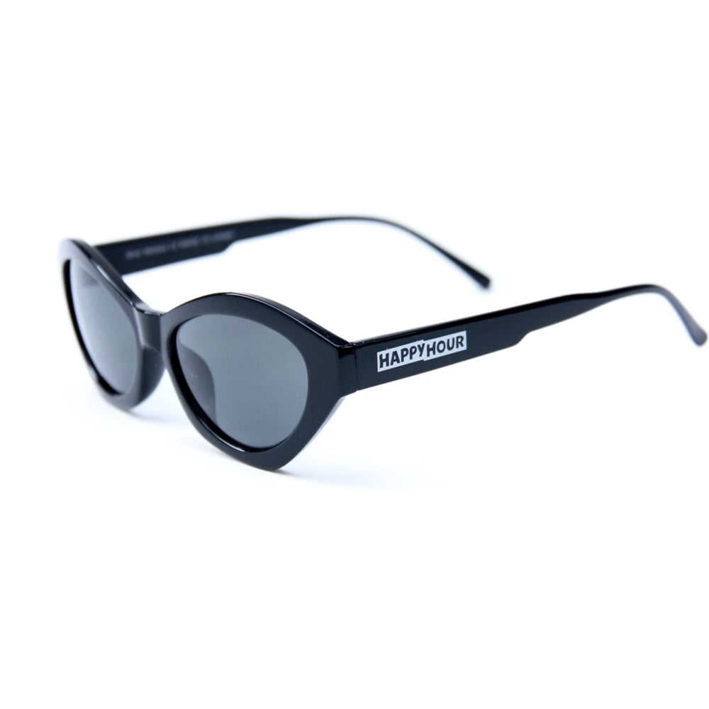 Happy Hour Mind Melters Sunglasses Gloss Black