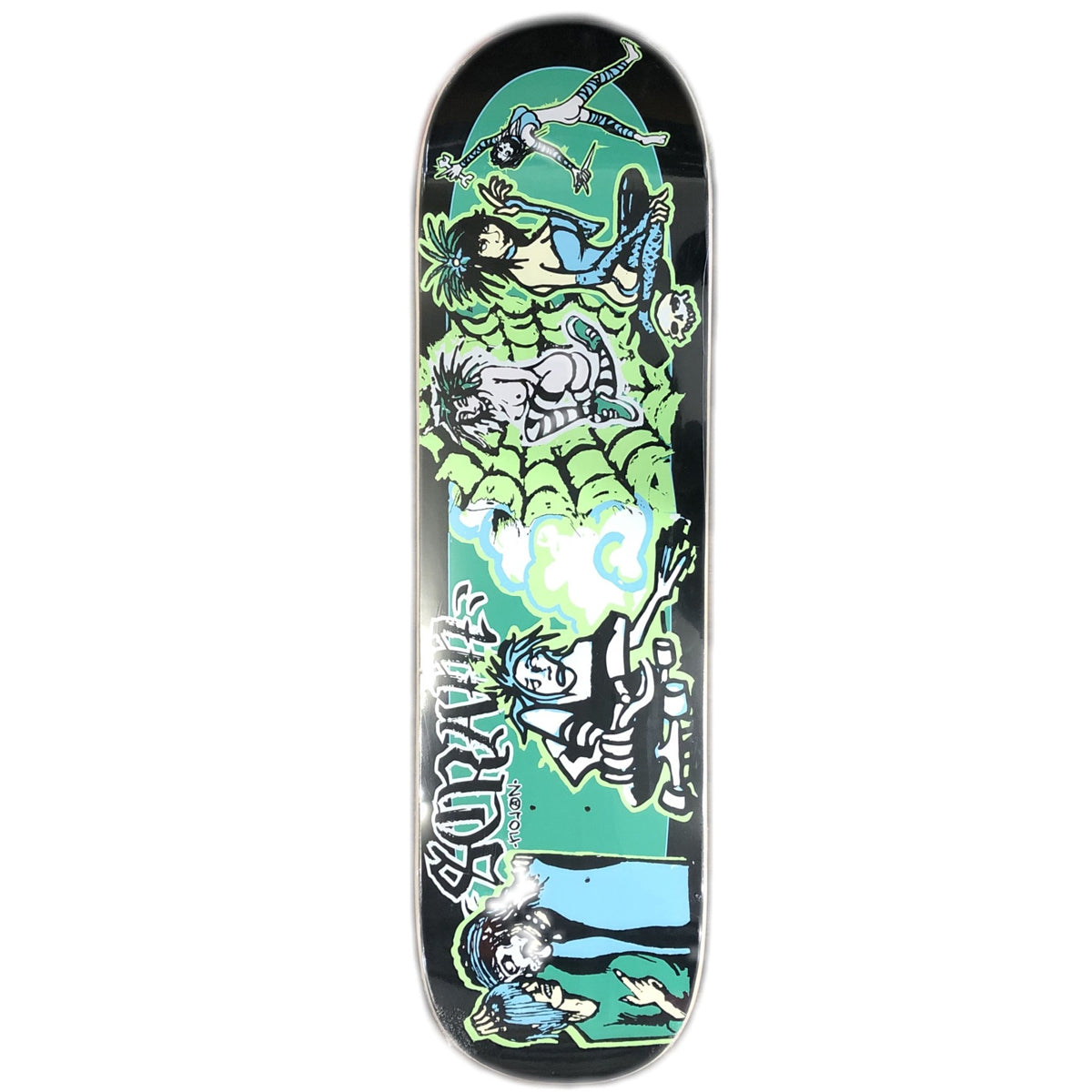 Scram Wow GG Pop Deck 8.25""