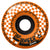 Krooked Zip Zinger Wheels 80D Orange 58mm