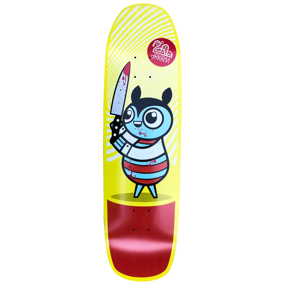 Darkroom Murderer Bug Shaped Deck 8.75""