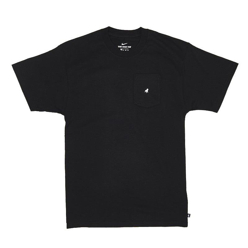 Nike SB ISO Pocket Tee Kevin & Hell Black