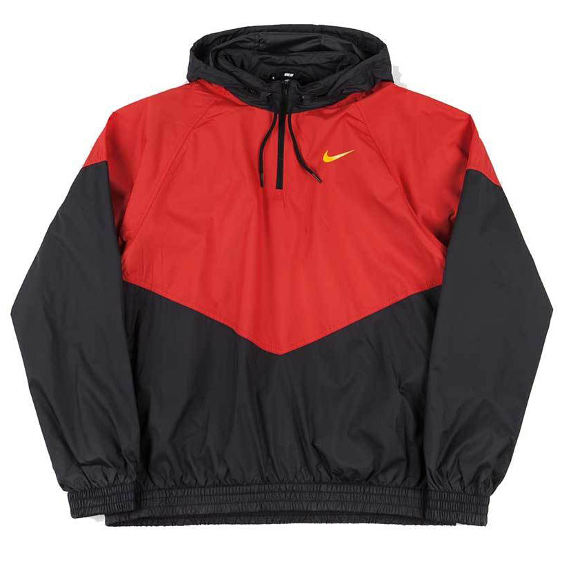 Nike SB Shield Skate Jacket Qzip Red/Black
