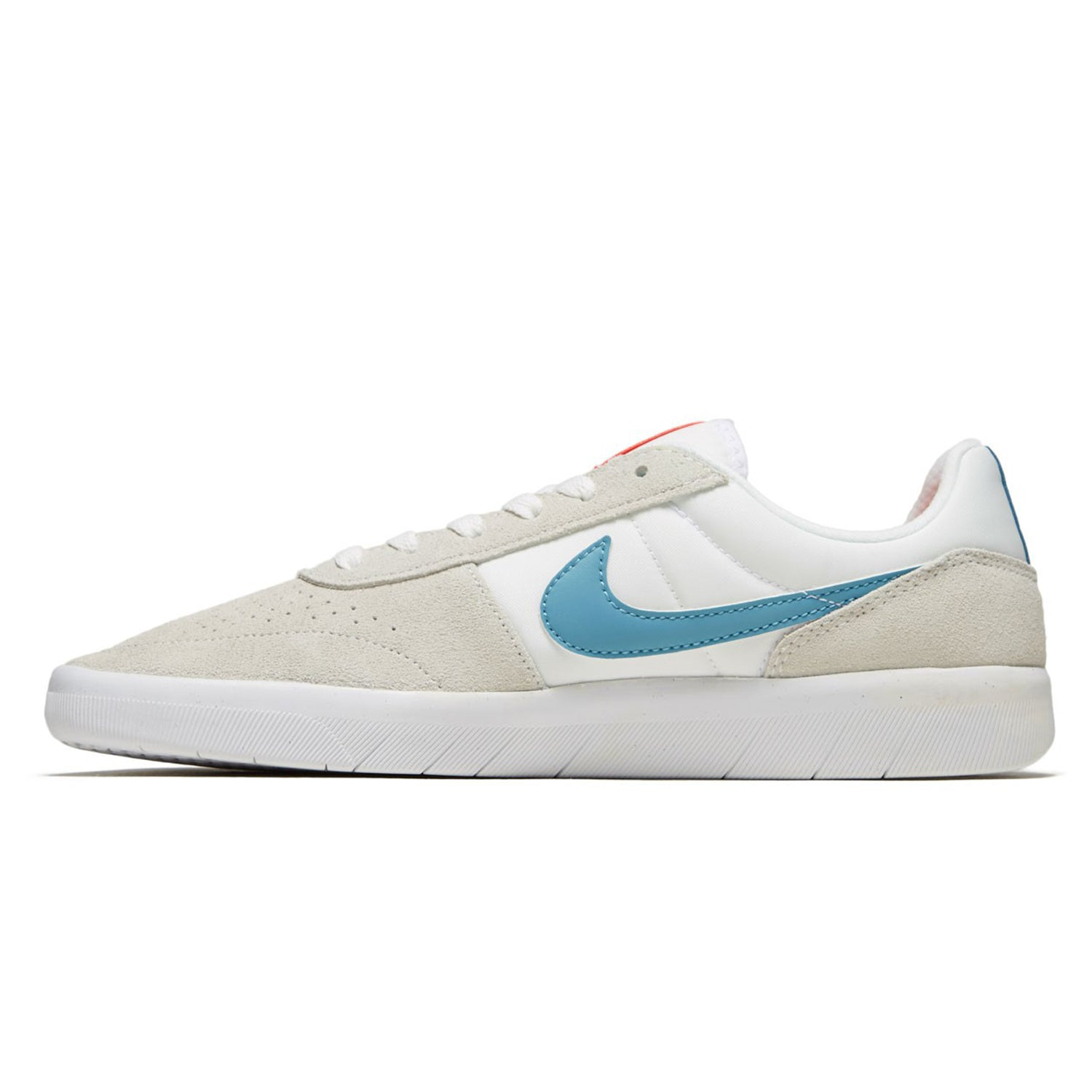 Nike SB Team Classic Summit White/Laser Crimson/Cerulean