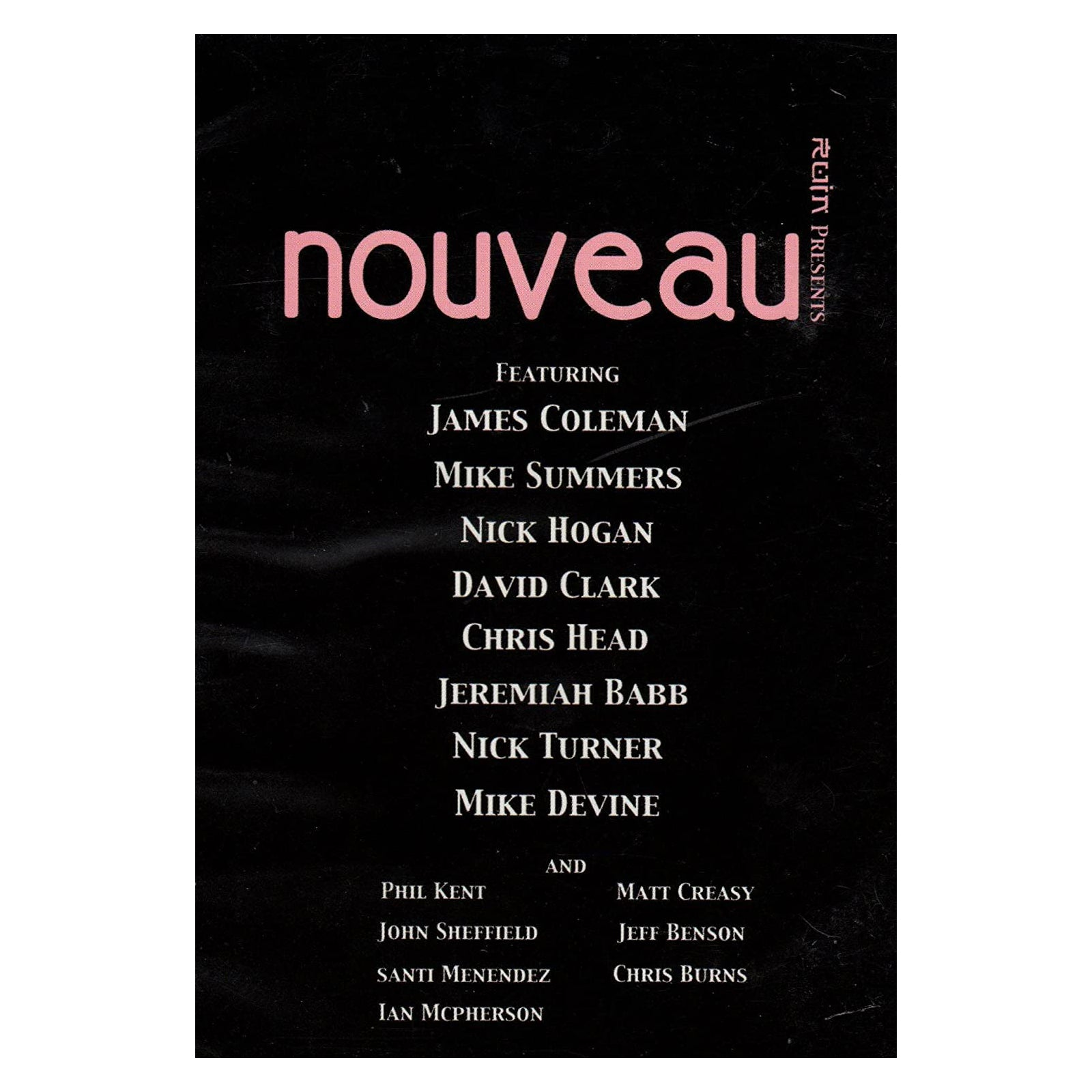 Nouveau By Matt Creasy DVD