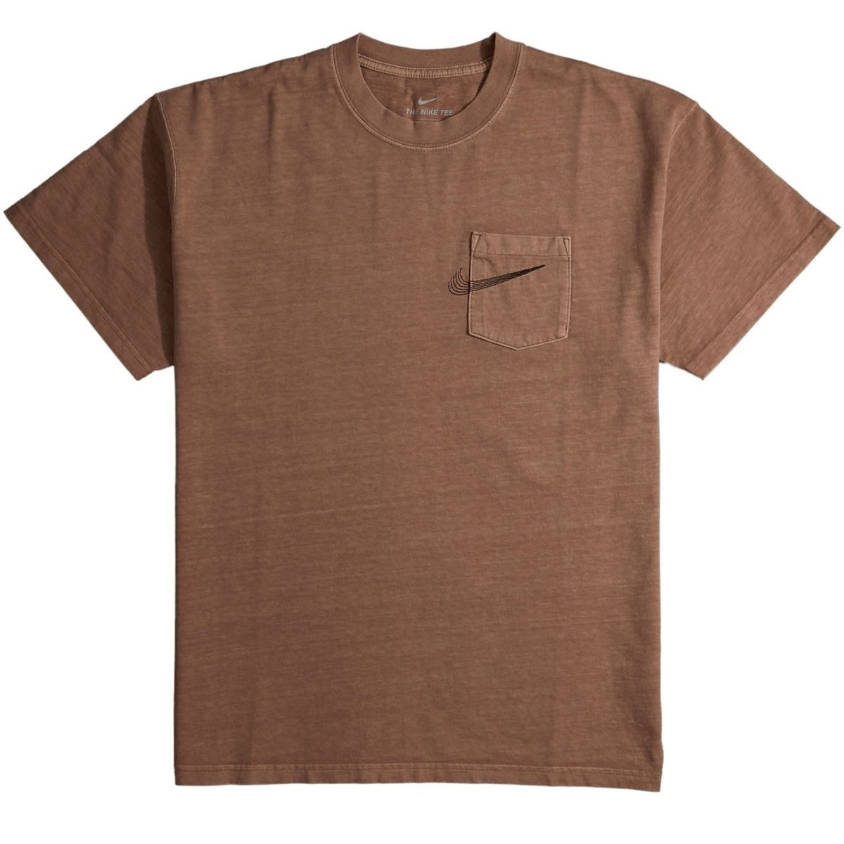 Nike SB Overdye Pocket Tee Desert Dust/Birch Heather