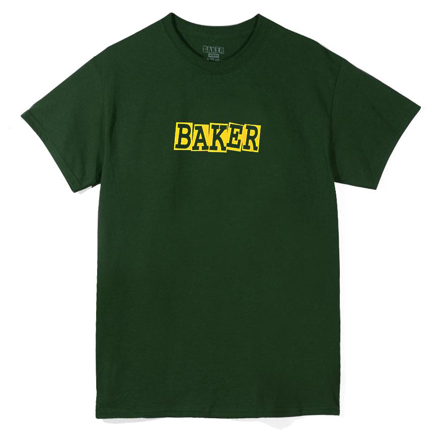Baker Ribbon Tee Frost Green