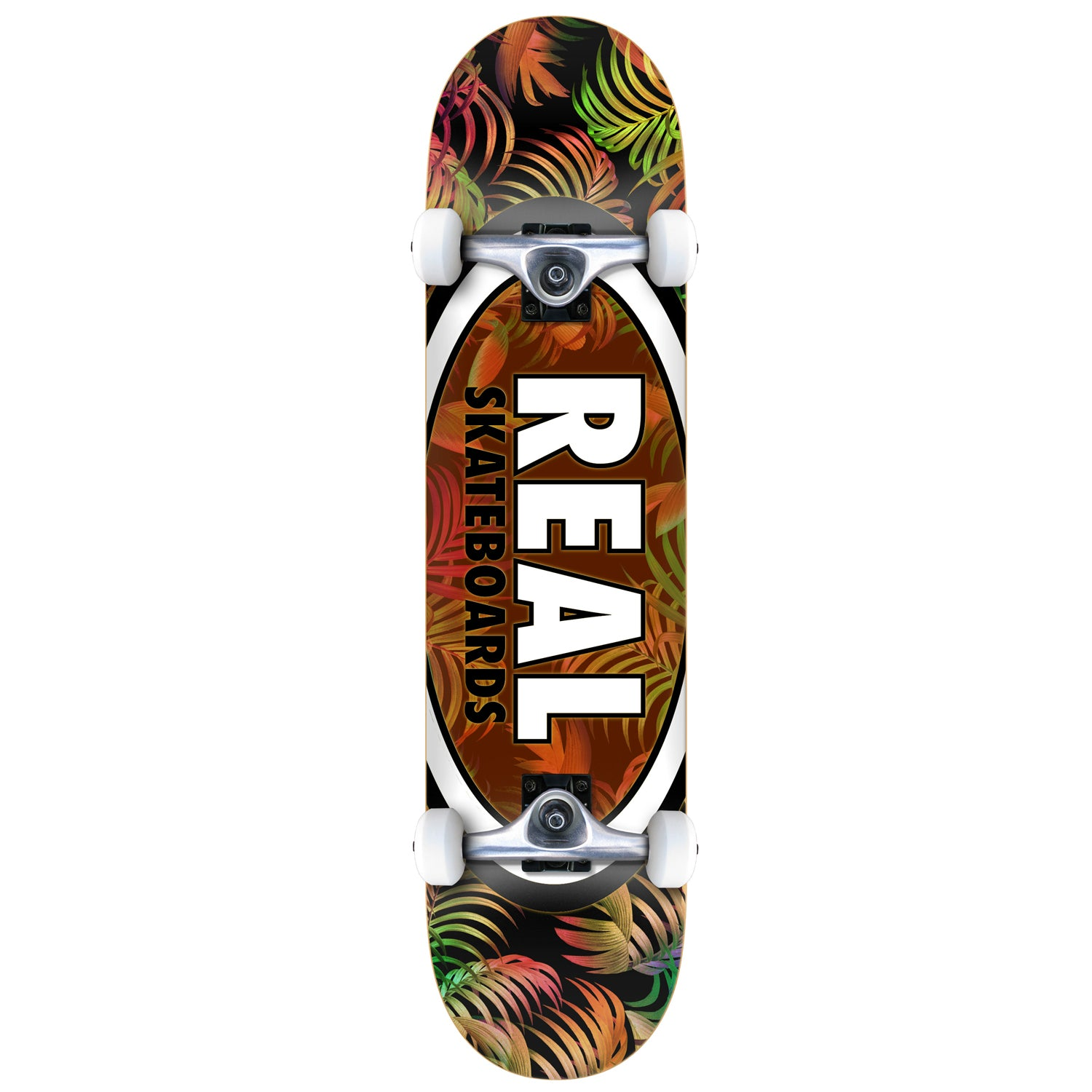 "Real Tropic Ovals II Complete 7.75"" (With Free Skate Tool)"