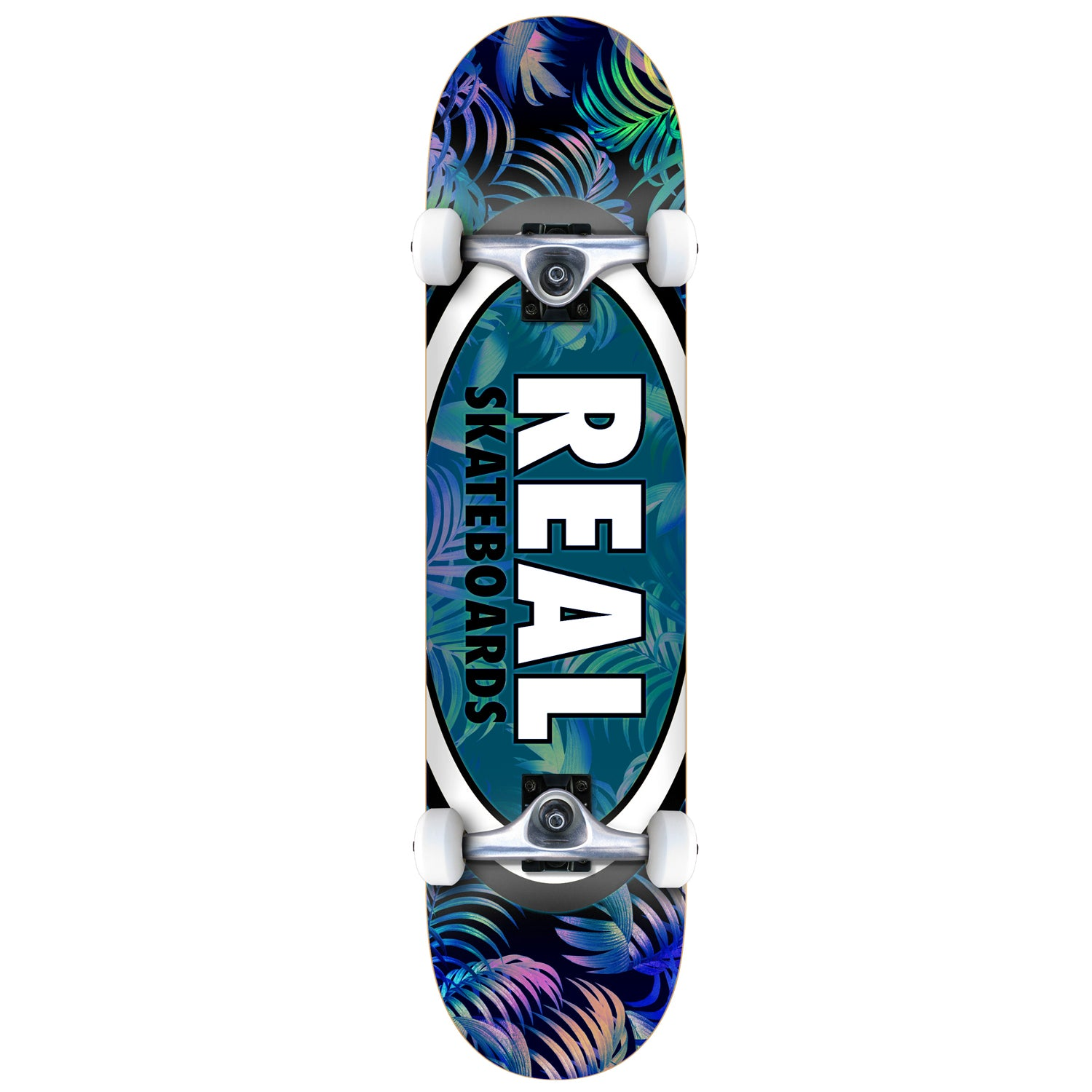 "Real Tropic Ovals II Complete 7.5"" (With Free Skate Tool)"