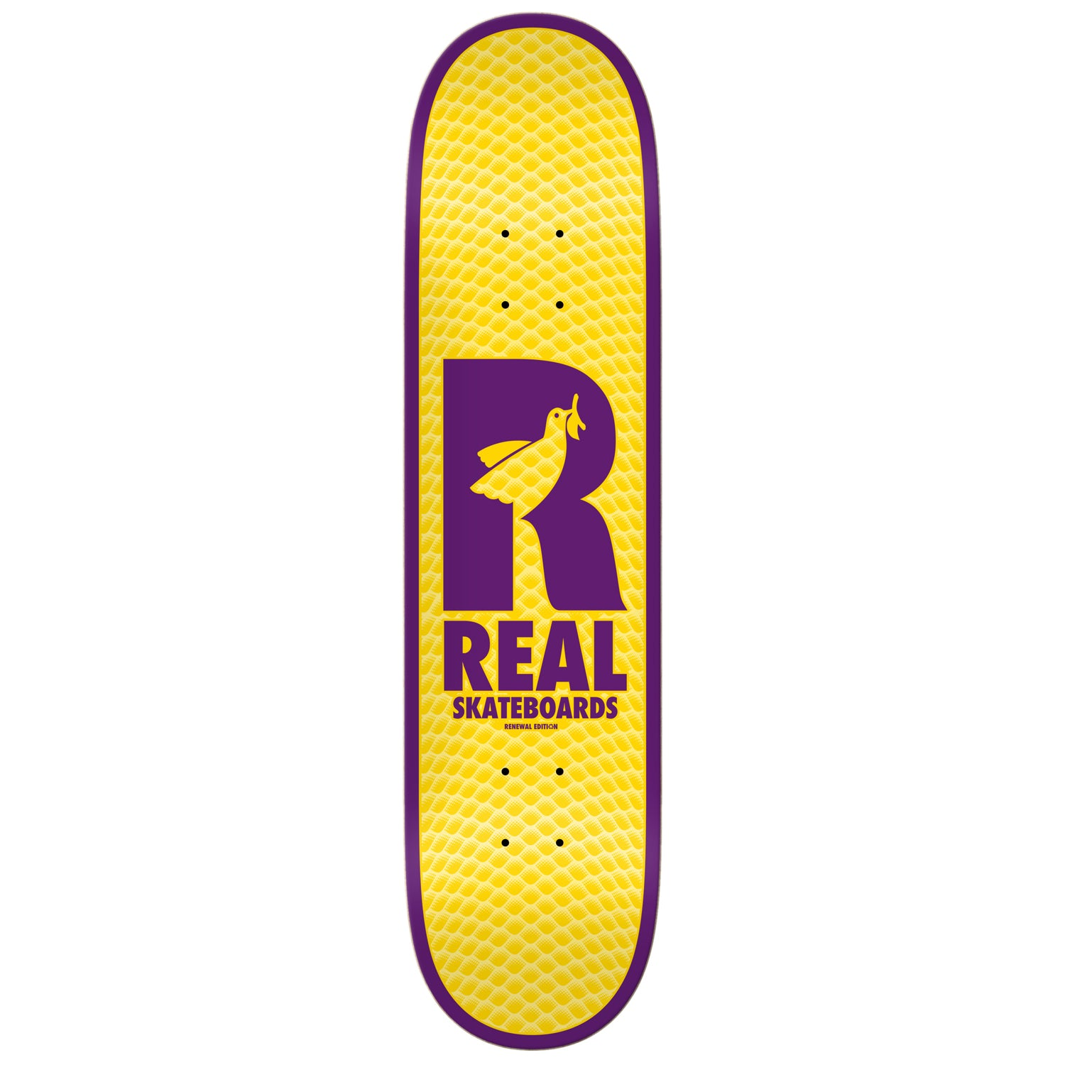 Real Doves Renewal Deck 7.75""