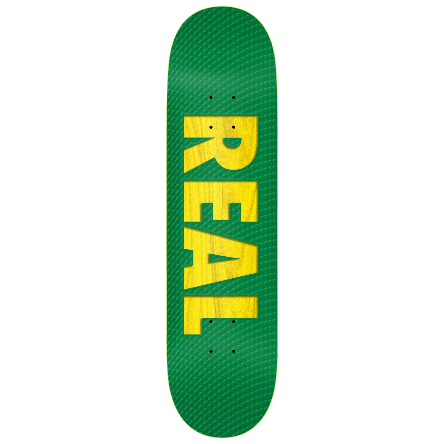 Real Team Bold Series Green Deck 8.38