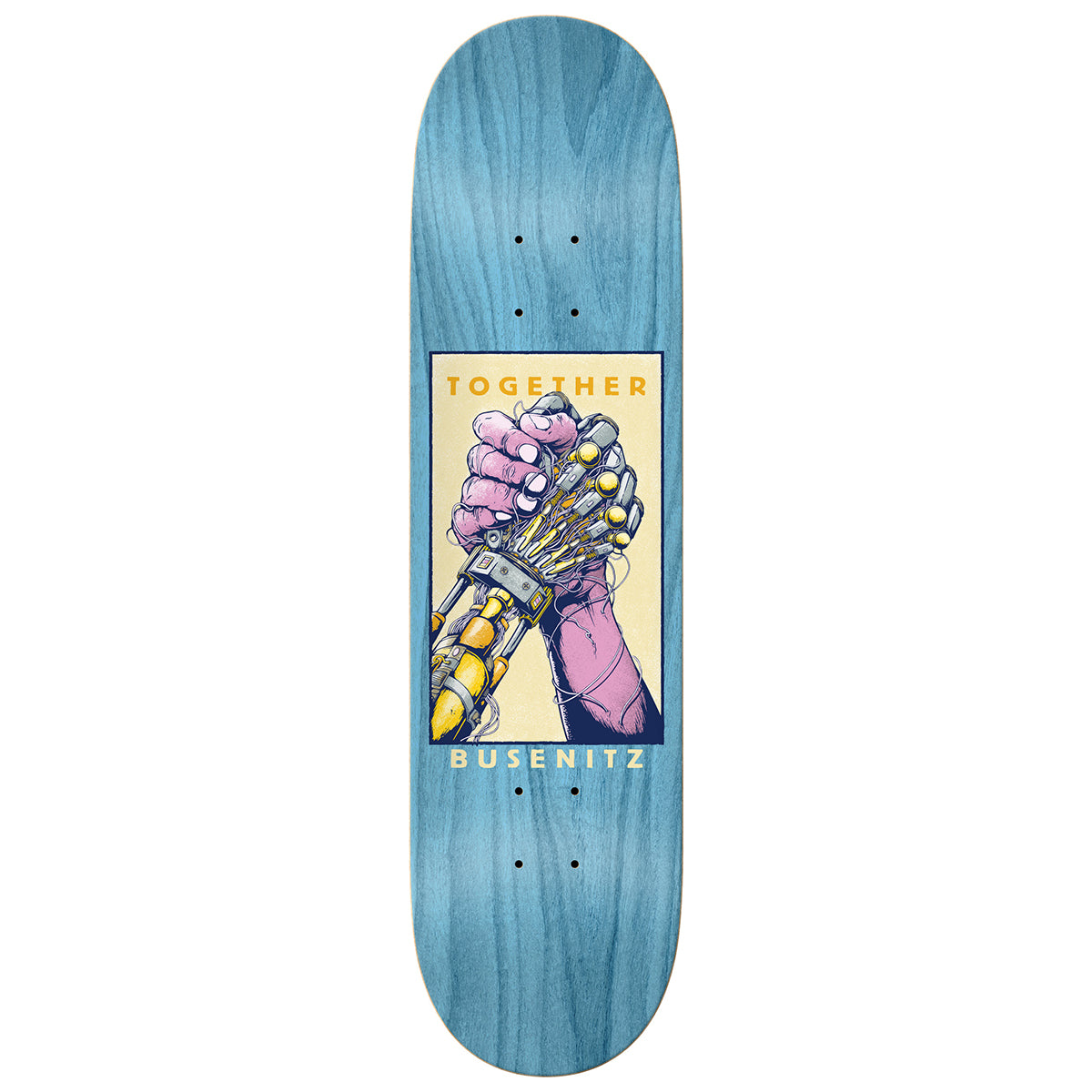 Real Busenitz Together Deck 8.25""