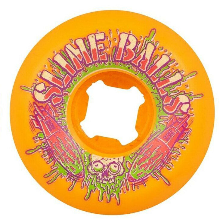 Santa Cruz Slime Bombs Speed Balls 99A Orange 54mm