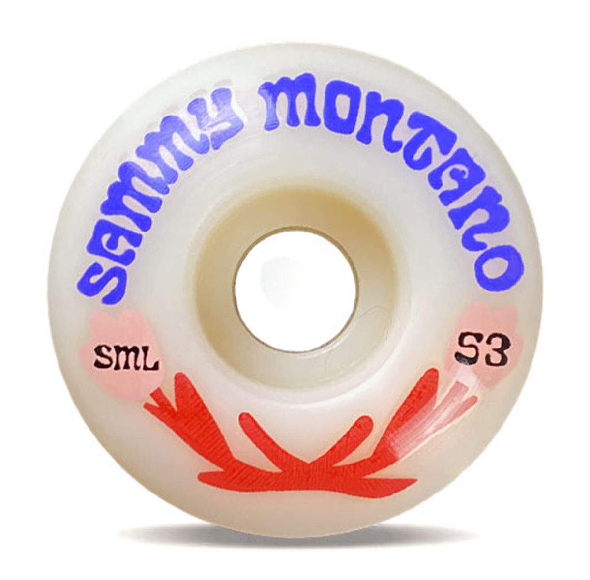 SML Wheels Sammy Montano Love Series OG Wide 99a 53mm