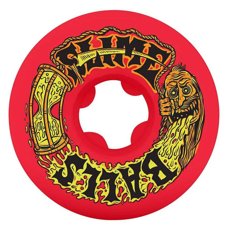 Santa Cruz Slime Time Speed Balls 99A Red 55mm