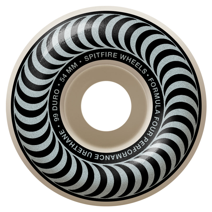 Spitfire Wheels Formula Four F4 Classic 99D 54mm