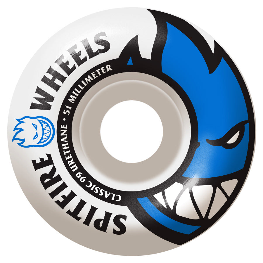 Spitfire Wheels Bighead 51mm