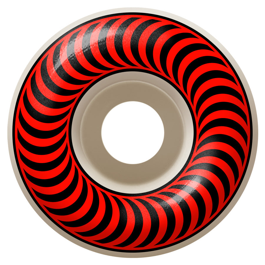 Spitfire Wheels Classic (Red) 51mm