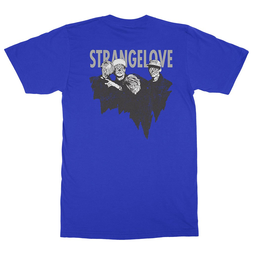 Strangelove Consume Tee Royal