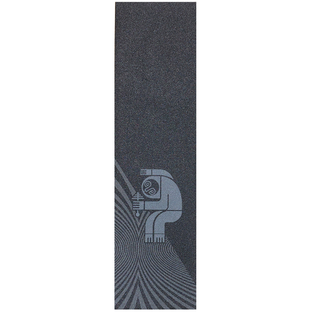 Darkroom Sloth Vortex Tonal Griptape Black