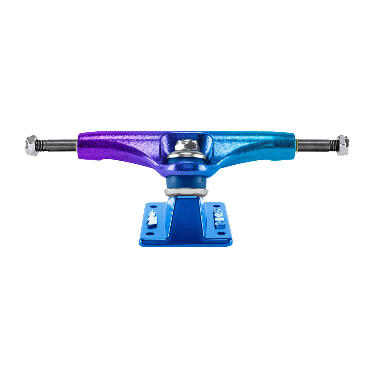 Thunder Trucks Crossfade Light Blue/Purple (Sold As A Single Truck)