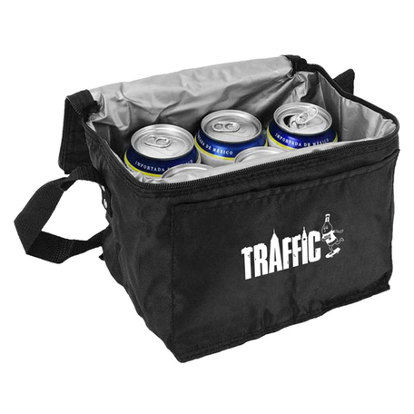 Traffic Third Shift Cooler Bag Black
