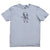 Darkroom Trend Forecast Gray T Shirt