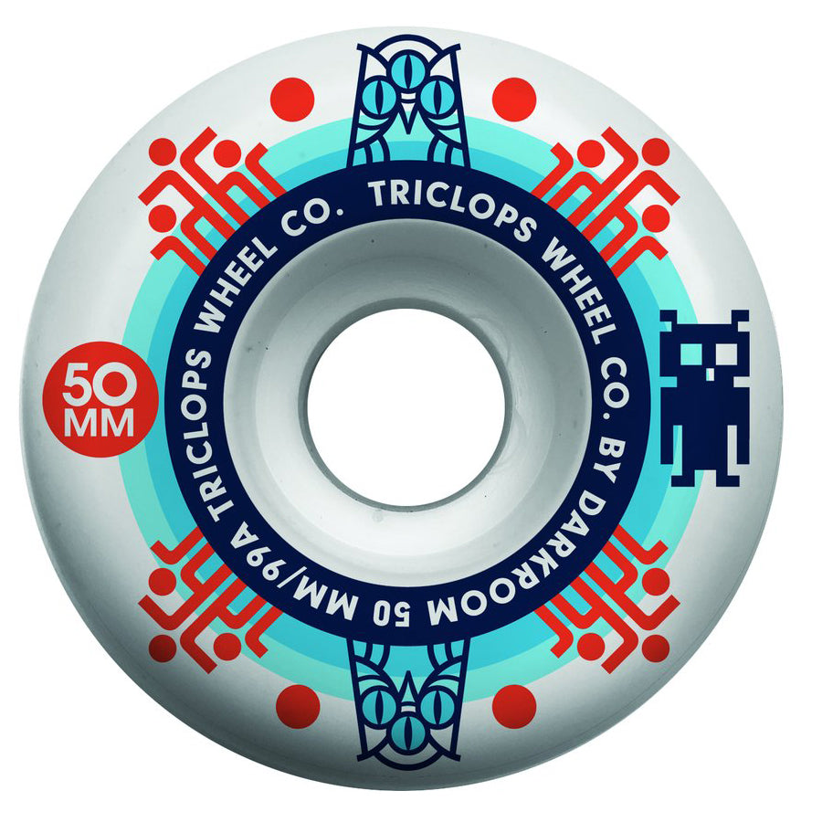 Triclops Wheels Segment 99A 50mm