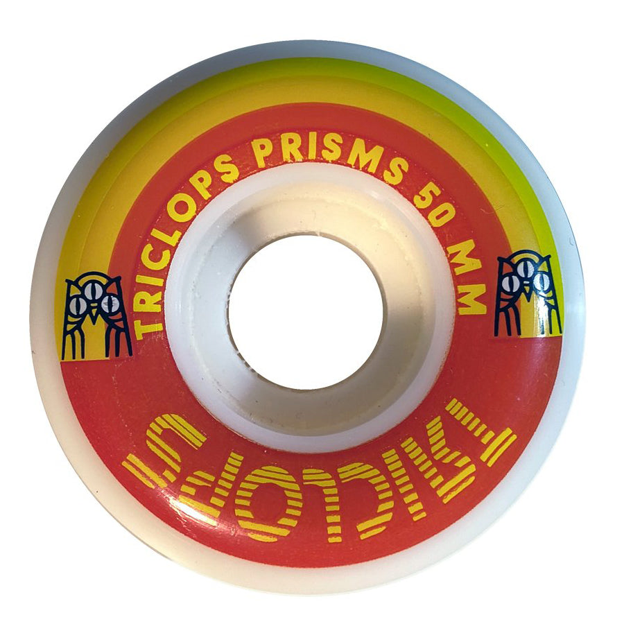 Triclops Prisms Wheels 99a 50mm