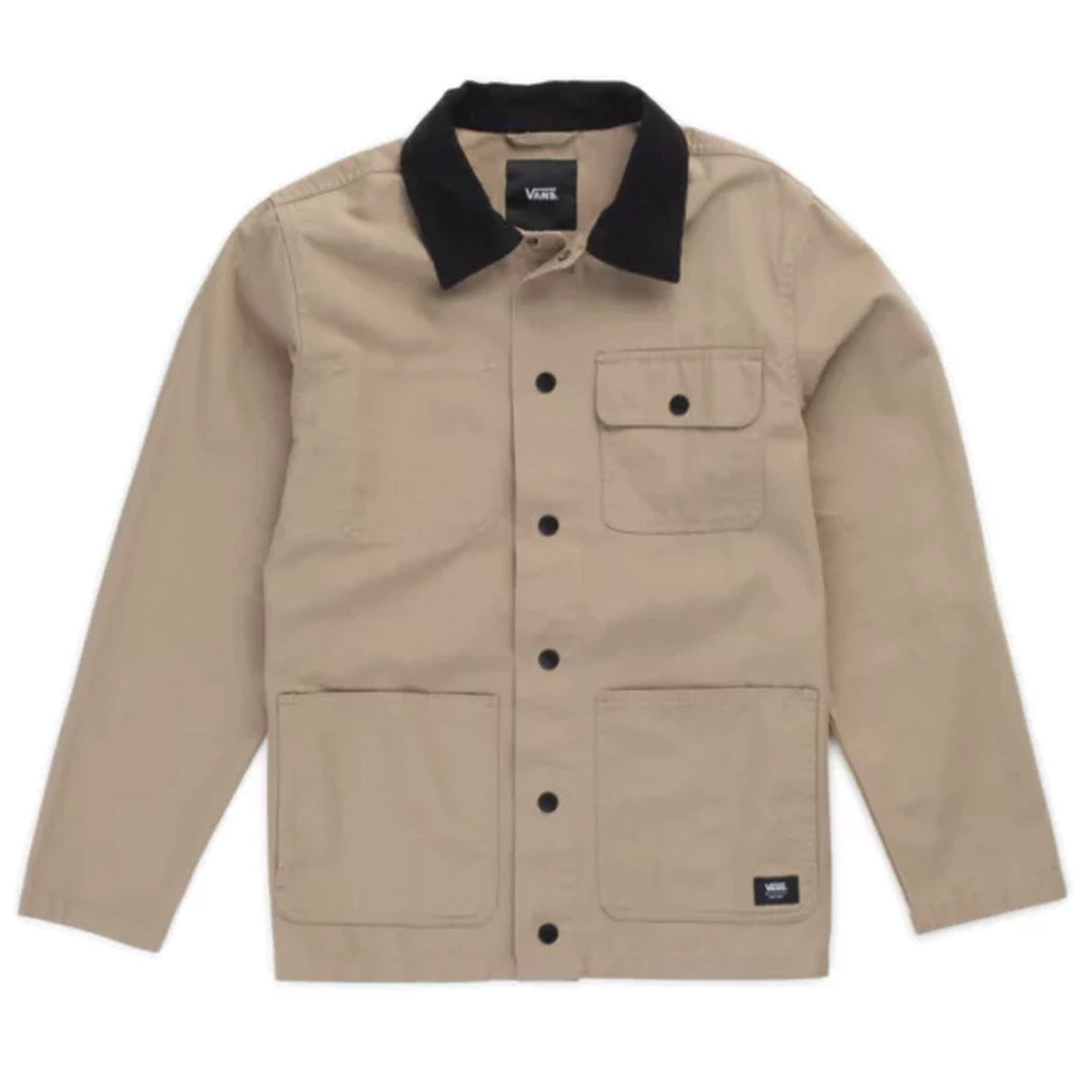 Vans Drill Chore Coat Military Khaki