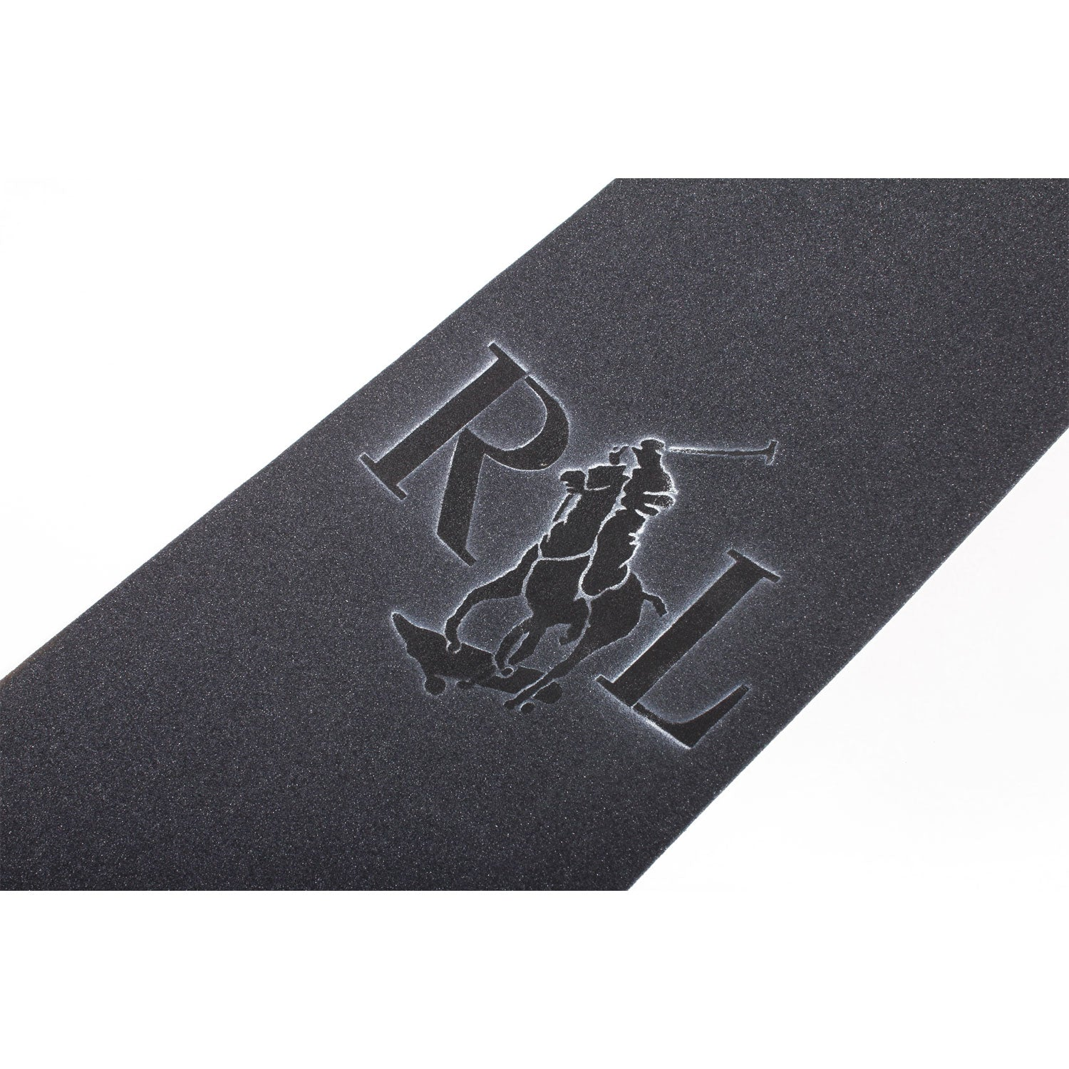 When RL Big Logo Griptape
