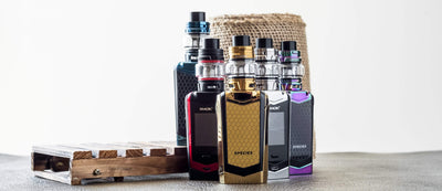 SMOK Species Starter Kit: Get Started!