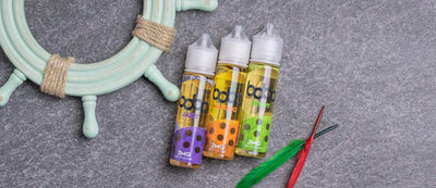 3 Jazzy E Juices For Your Collection