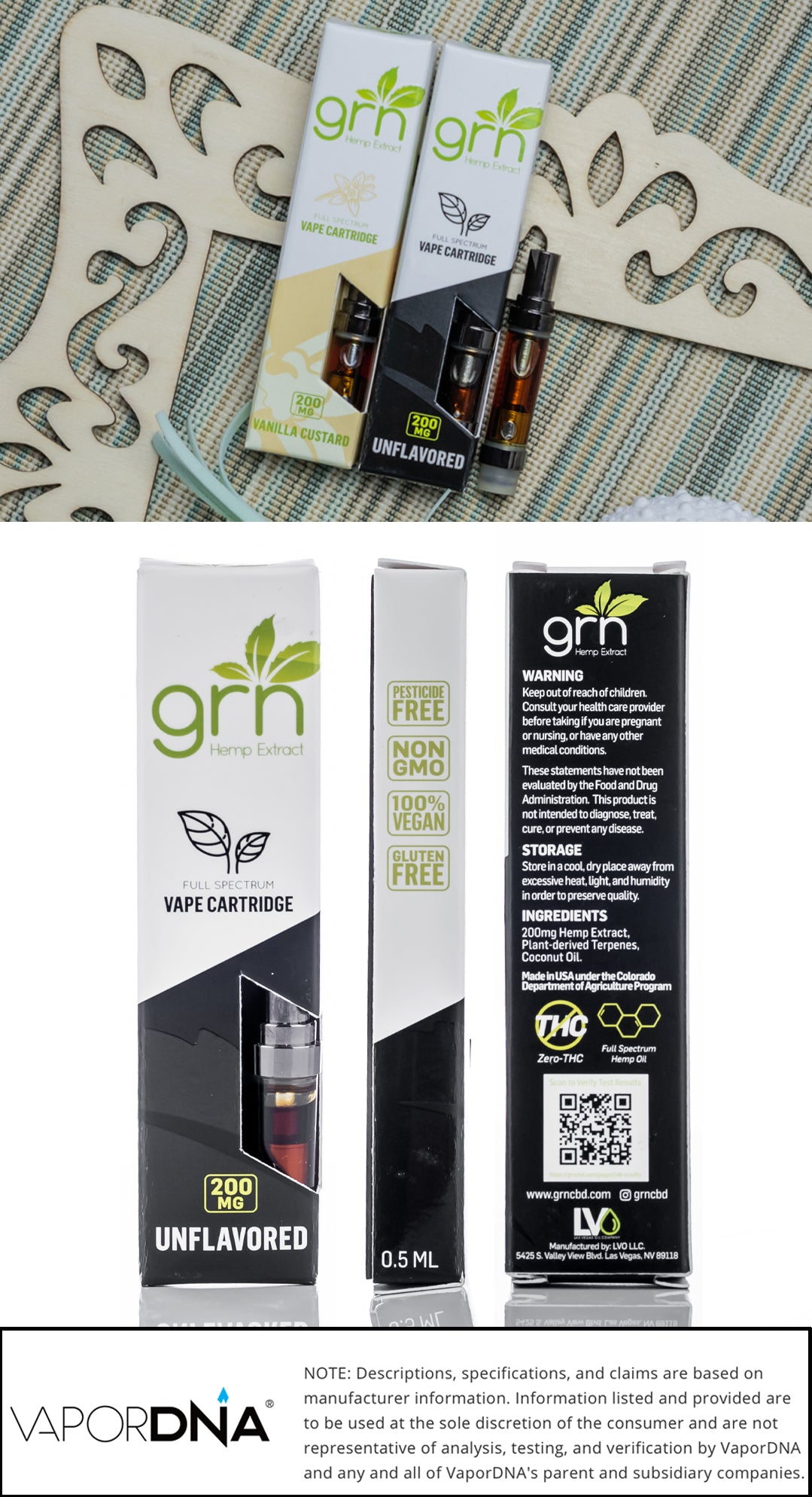 grn cbd cartridge