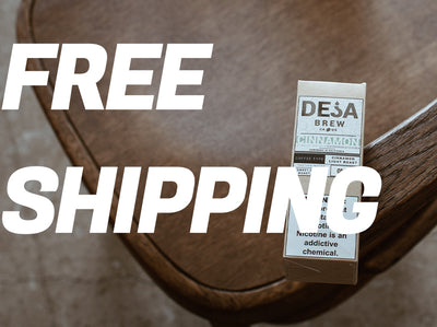 Domestic Shipping – VaporDNA