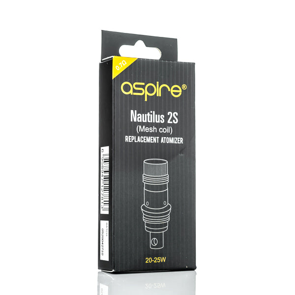 Aspire Nautilus BVC Replacement Coil (Pack of 5)