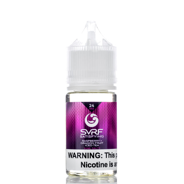 SVRF Salt E-Liquid - Satisfying - 30ml