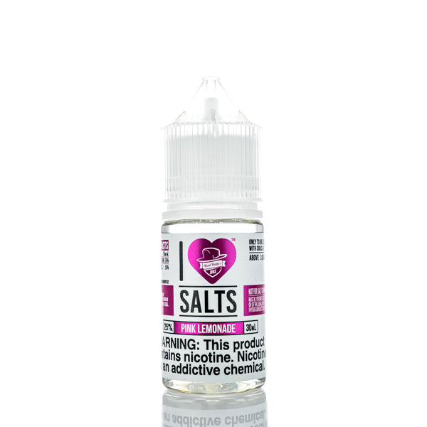 Mad Hatter Juice - I Love Salts - Pink Lemonade - 30ml