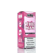 One Hit Wonder Salts - The Man - 30ml