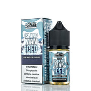 One Hit Wonder Salts - Island Man Iced - 30ml